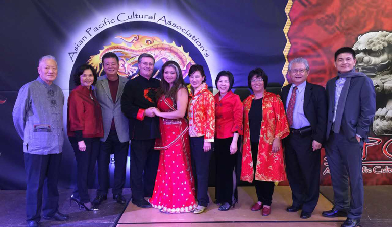 Jan. 23, 2016 Asian Golden Dragon VIP Gala Fundraiser in Riverside.